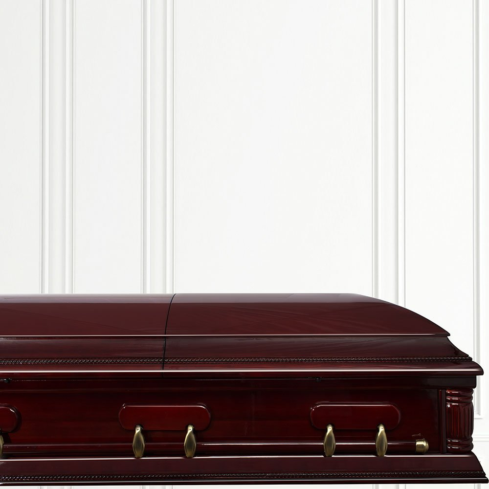 sydney-coffins-aria-mahogany-flower-package
