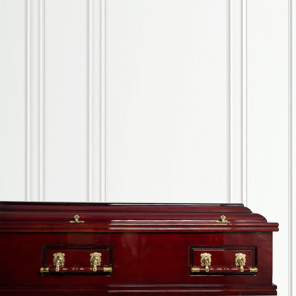 sydney_coffins_kelsea_mahogany_flowers_package