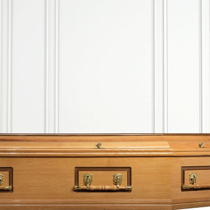 sydney_coffins_kelsea_oak_flowers_package