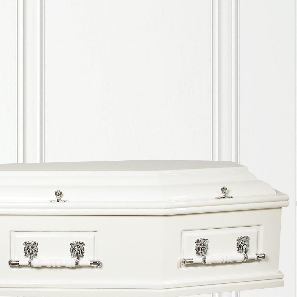 sydney_coffins_kelsea_white_flowers_package